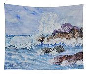 Crashing Wave IIi Tapestry