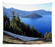 Crater Lake 12 Tapestry