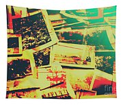 Creative Retro Film Photography Background Tapestry