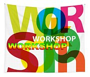 Creative Title - Workshop Tapestry