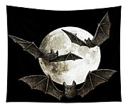 Creatures Of The Night Tapestry