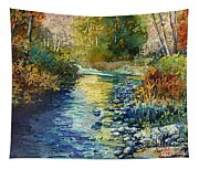 Creekside Tranquility Tapestry