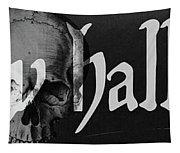 Creepy Halloween Tapestry