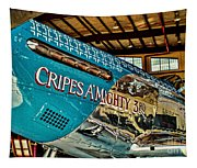 Cripes Almighty Tapestry