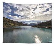 Crisped Lake Tapestry