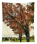 Crooked Tree Tapestry