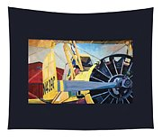 Crop Duster 93 Tapestry