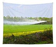 Crop Dusting Tapestry