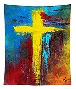 Cross No.2 Tapestry