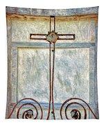 Crosses Voided - Artistic Tapestry
