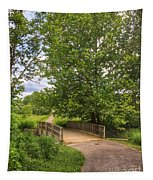 Crossing Toms Creek Tapestry