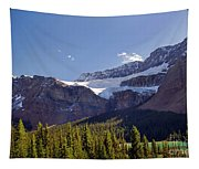 Crowfoot Glacier, Banff National Park Tapestry