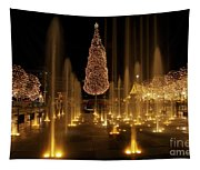 Crown Center Christmas 2 Tapestry