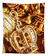 Crown Jewels Tapestry