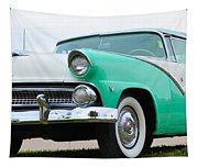 Crown Victoria Tapestry
