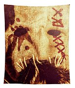 Crows For The Eating Tapestry