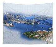Cruise Sydney Tapestry