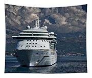 Cruising The Adriatic Sea Tapestry