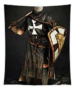 Crusader Warrior - 02 Tapestry