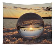 Crystal Ball  Tapestry