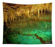 Crystal Cave Hamilton Parish Bermuda Tapestry