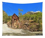 Crystal Colorado Dead Horse Mill Tapestry