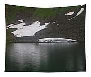 Crystal Lake Colorado Tapestry