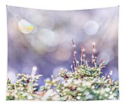 Crystal Silence Tapestry