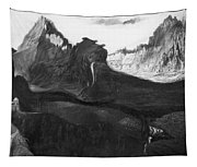 Csontvary: Hight Tatras Tapestry