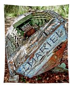 Cuban Refugee Boat 3 The Mariel Tapestry