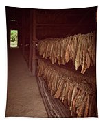 Cuban Tobacco Shed Tapestry