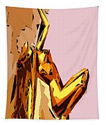 Cubism Series Xxi Tapestry