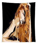 Cubism Series Xxiv Tapestry