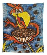 Cuckoo For Cocoa Puffs Tapestry