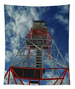 Culver Fire Tower Tapestry