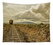 Cumbres And Toltec Water Stop Tapestry