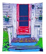 Curb Appeal Tapestry