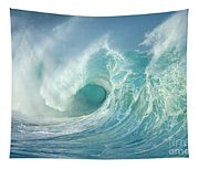 Curling Wave Tapestry