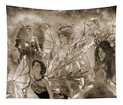 Custom 0566 One For Everyone Tapestry