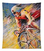 Cycling Tapestry