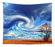 Cyclone Tapestry