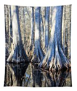 Cypress Reflection Tapestry