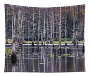 Cypress Swamp Tapestry