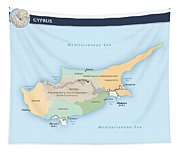 Cyprus Tapestry