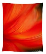 Dahlia On Fire Tapestry