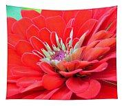 Dahlia Petals Tapestry