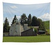 Dahmen Barn Historical Tapestry