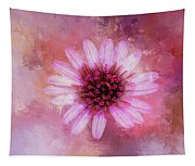 Daisy In Magenta Tapestry