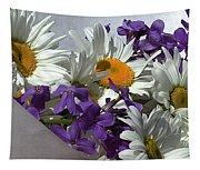 Daisy Mix Tapestry