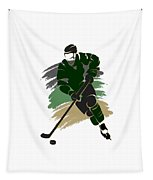 Dallas Stars Player Shirt Tapestry